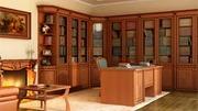 Мебель по индивидуальному заказу из массива натурального дерева